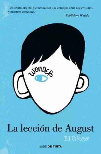 Libro de segunda mano: Wonder:La lección de August.