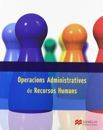 Libro de segunda mano: Operac Admin Recursos Human Cat 2013