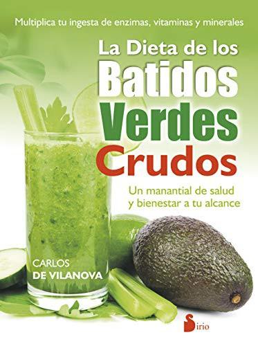 Libro de segunda mano: La dieta de los batidos verdes crudos