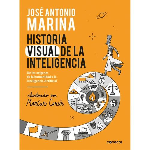 Libro de segunda mano: Historia visual de la inteligencia