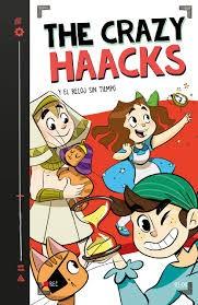 Libro de segunda mano: The crazy Haacks y el reloj sin tiempo