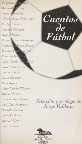 Libro de segunda mano: Cuentos de fútbol
