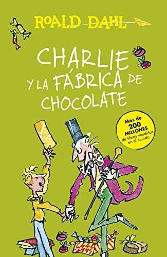 Libro de segunda mano: Charlie y la fábrica de chocolate