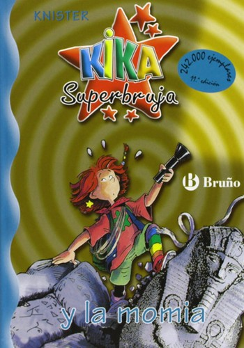 "Libro de segunda mano: Kika Superbruja y ""La momia"""