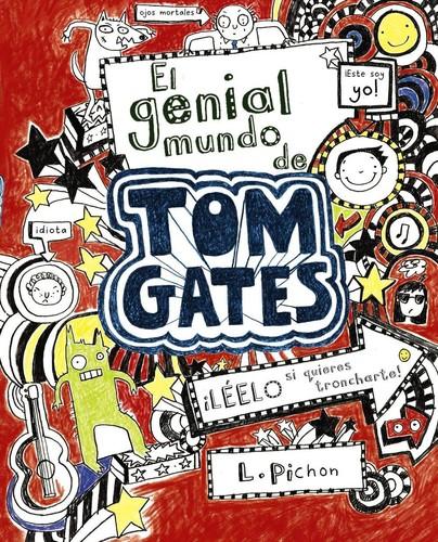 Libro de segunda mano: El genial mundo de Tom Gates