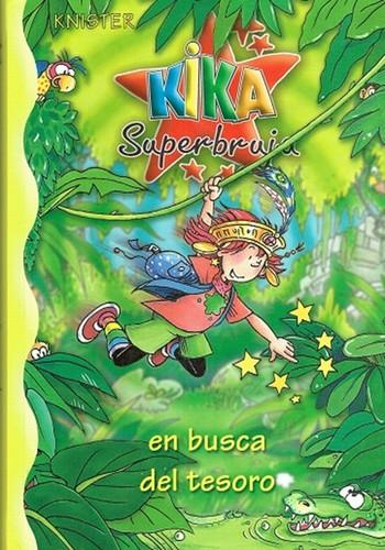 Libro de segunda mano: Kika Superbruja en busca del tesoro