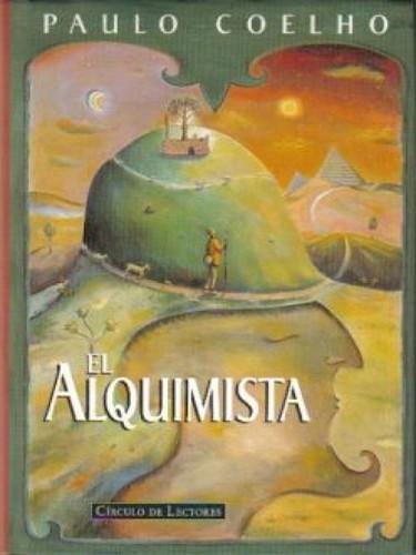 Libro de segunda mano: El alquimista