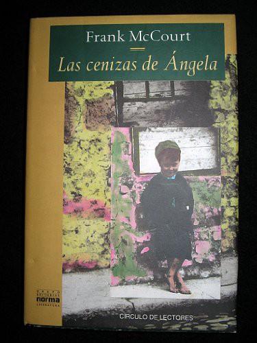 Libro de segunda mano: Las cenizas de Ángela