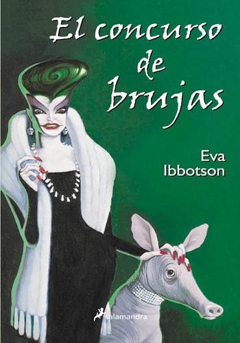 Libro de segunda mano: El concurso de brujas