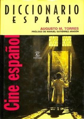 Libro de segunda mano: Diccionario Espasa del cine español