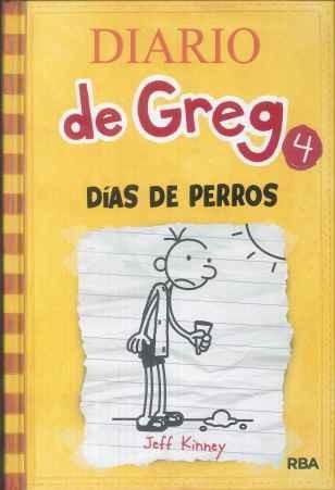 Libro de segunda mano: Diario de Greg
