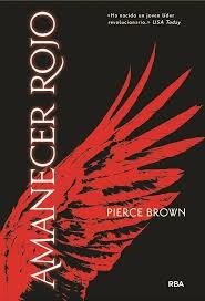 Libro de segunda mano: Amanecer rojo