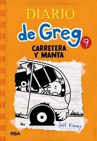 Libro de segunda mano: Diario de Greg 9