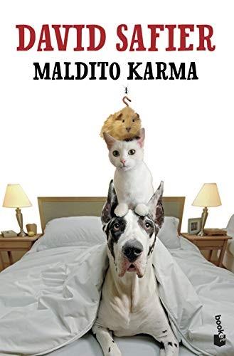 Libro de segunda mano: Maldito Karma