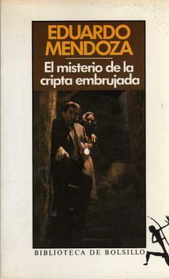 Libro de segunda mano: El misterio de la cripta embrujada