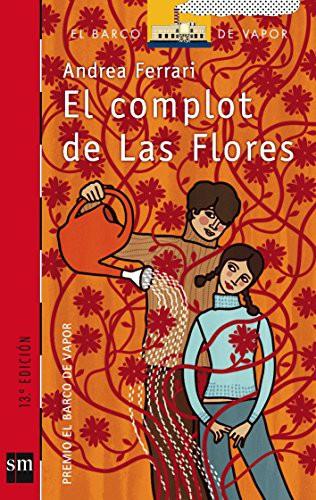 Libro de segunda mano: El complot de Las Flores