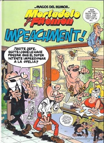 Libro de segunda mano: Impeachment!