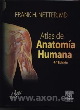 Libro de segunda mano: Atlas de anatomia humana. - 4. ed.