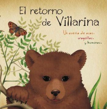 Libro de segunda mano: El retorno de Villarina
