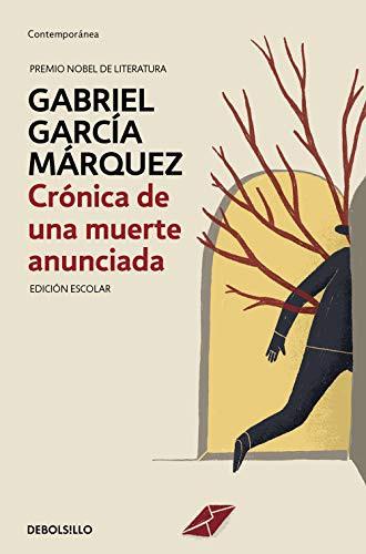 Libro de segunda mano: CRONICA DE UNA MUERTE ANUNCIADA (ED. ESCOLAR).