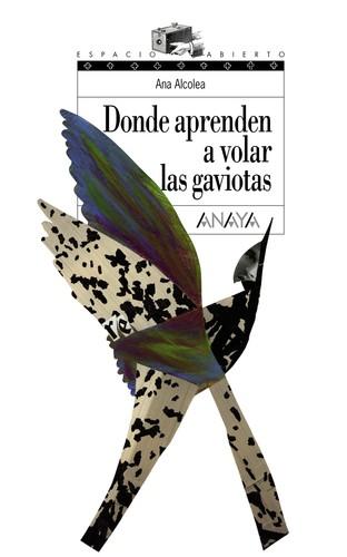 Libro de segunda mano: Donde aprenden a volar las gaviotas