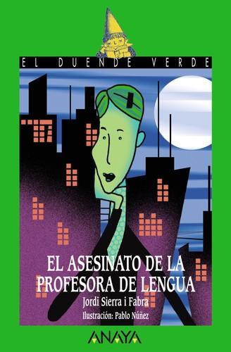 Libro de segunda mano: El asesinato de la profesora de lengua