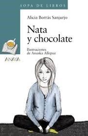 Libro de segunda mano: Nata y chocolate