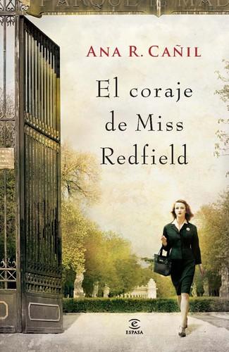 Libro de segunda mano: El coraje de Miss Redfield