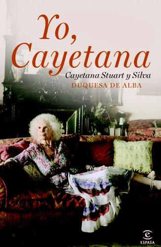 Libro de segunda mano: Yo, Cayetana