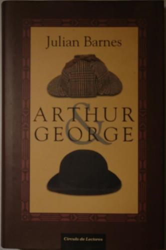 Libro de segunda mano: Arthur & George
