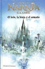 Libro de segunda mano: Las crónicas de NARNIA: El león, la bruja y el armario