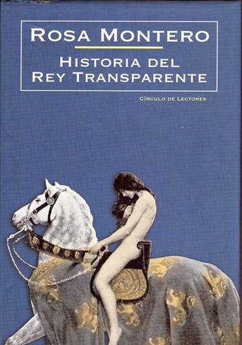Libro de segunda mano: Historia del Rey transparente