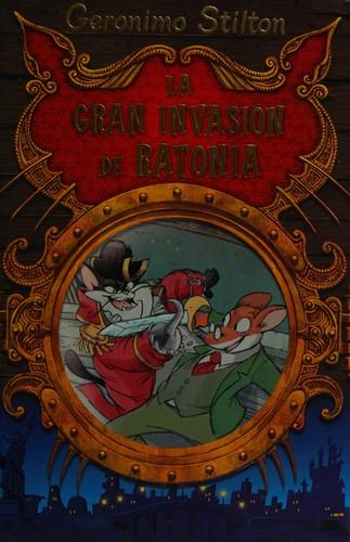 Libro de segunda mano: la gran invasión de ratonia
