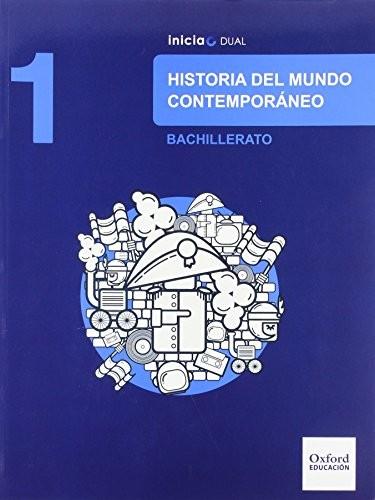 Libro de segunda mano: historia del mundo contemporaneo