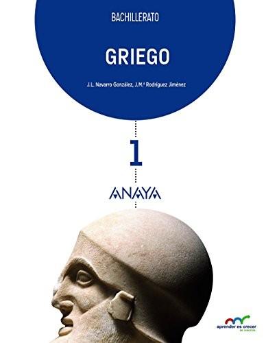 Libro de segunda mano: Griego 1° BAC