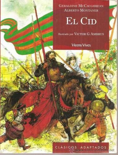 Libro de segunda mano: El Cid