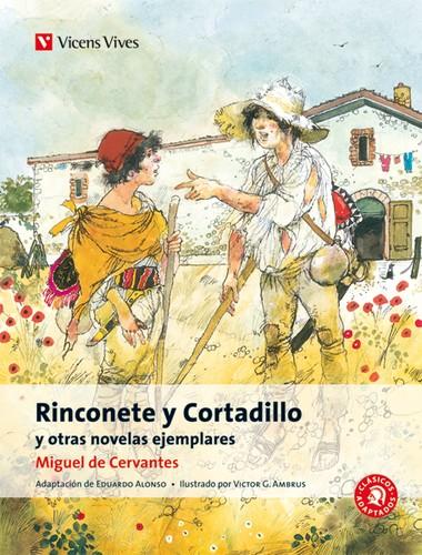 Libro de segunda mano: Rinconete y Cortadillo y otras novelas ejemplares
