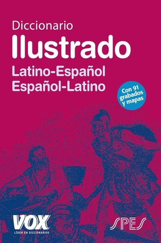 Libro de segunda mano: Diccionario ilustrado latín: latino-español, español-latino