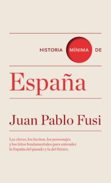 Libro de segunda mano: Historia Mínima de España