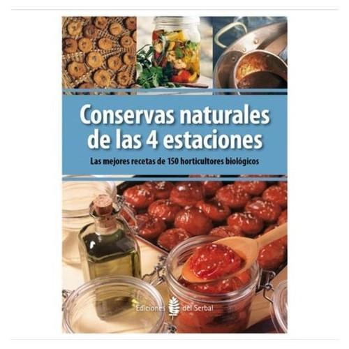 Libro de segunda mano: Conservas naturales de las 4 estaciones