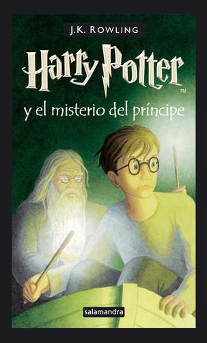Libro de segunda mano: Harry Potter y el misterio del principe