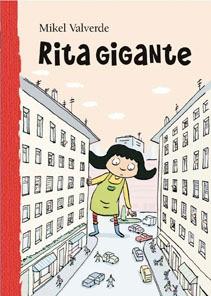 Libro de segunda mano: Rita gigante