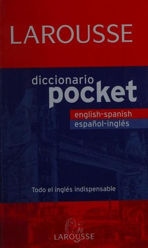 Libro de segunda mano: Diccionario Pocket English-Spanish, español-inglés