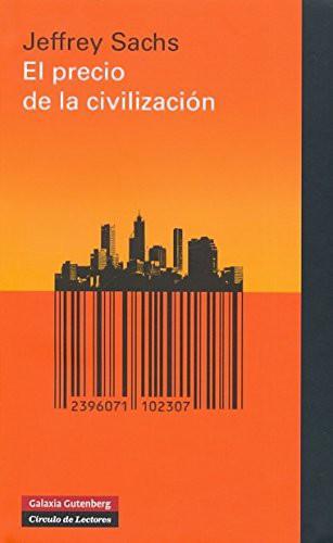 Libro de segunda mano: EL PRECIO DE LA CIVILIZACIÓN