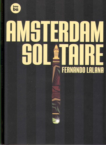 Libro de segunda mano: Amsterdam Solitaire