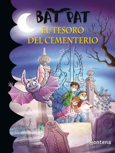Libro de segunda mano: El tesoro del cementerio