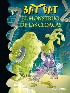 Libro de segunda mano: El monstruo de las cloacas