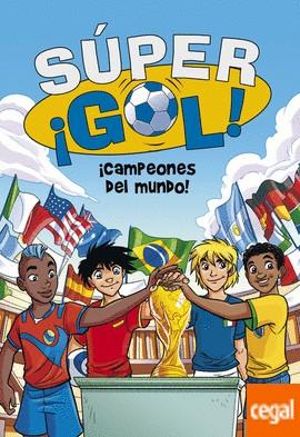 Libro de segunda mano: ¡Campeones del mundo!