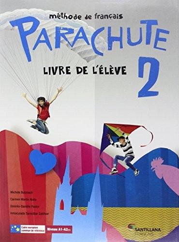 Libro de segunda mano: PARACHUTE 2- Livre de lelève