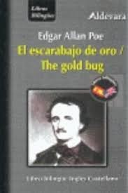 Libro de segunda mano: El escarabajo de oro/the gold bug